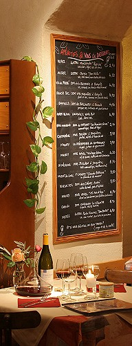 the list of aperitif wines